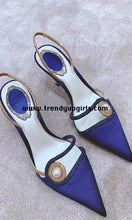 Load image into Gallery viewer, Popular High Heels Sandals Women Shoes HZS0151