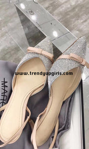 Sparkle High Heels Sandals Women Shoes for Prom HZS0152
