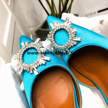 Load image into Gallery viewer, Popular High Heels Summer Women Shoes HZS0163