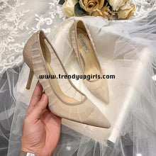 Load image into Gallery viewer, Popular High Heels Women Shoes HZS0127