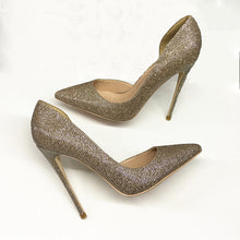 Load image into Gallery viewer, Popular Simple High Heels Women Shoes HZS0219
