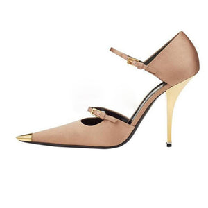 Popular Summer Heels Women Shoes HZS0215