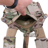 Emerson Tactical Vest Plate Carrier EmersonGear LBT 6094K M4 Body Armor MOLLE with M16 Magazine Pouches Combat Airsoft Military