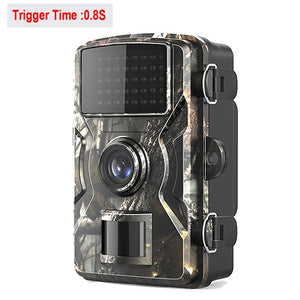 12/16MP 1080P Wildlife Hunting Trail and Game Camera Motion Activated Security Camera IP66  Night Vision Hunting Scouting Camera