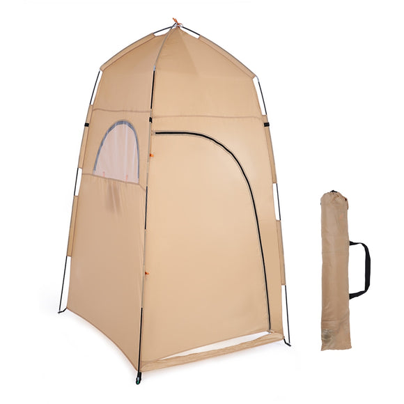 TOMSHOO Portable Outdoor Camping Tent Shower Bath Changing Fitting Room Tent Shelter Camping Beach Privacy Toilet Camping Tent