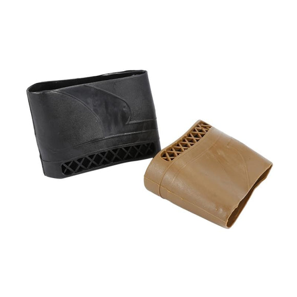 Hunting  Rubber Recoil Pad Rifle Slip-On Buttstock Tactical Shooting Extension Gun Butt Accessories