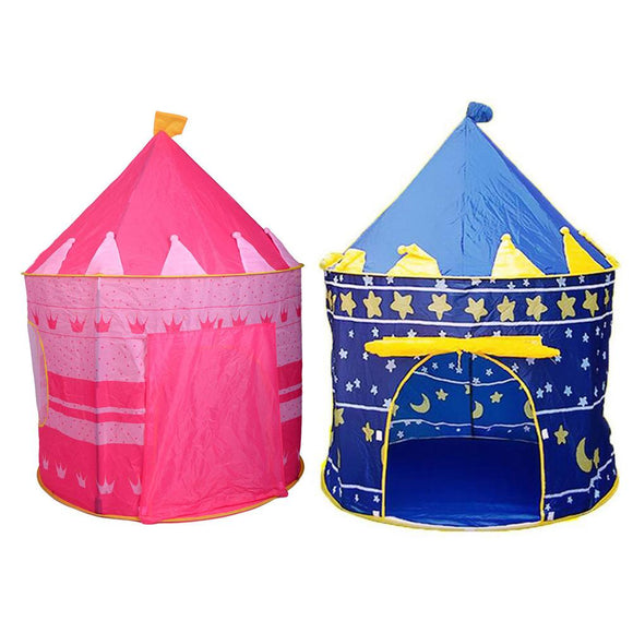 Kids Play Tent Ball Pool Tent Boy Girl Princess Castle Portable Indoor Outdoor Baby Play Tents House Hut For Kids Toys