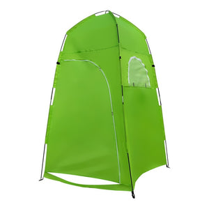 TOMSHOO Portable Outdoor Shower Bath Tents Changing Fitting Room Tent Shelter Camping Beach Privacy Toilet Tents WC Fishing Tent