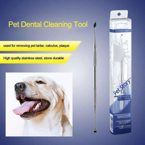 Image of Pet Teeth Cleaning Kit, Deep Cleaning Teeth, Dental Cleaning, Dog, Dog Teeth Cleaning, Dog Toothbrush