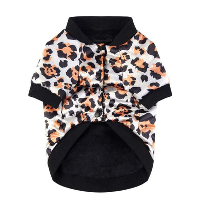 LeoPard Soft Fleece Bomber Jacket