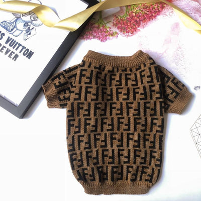 Pawdi Design Dog Sweater