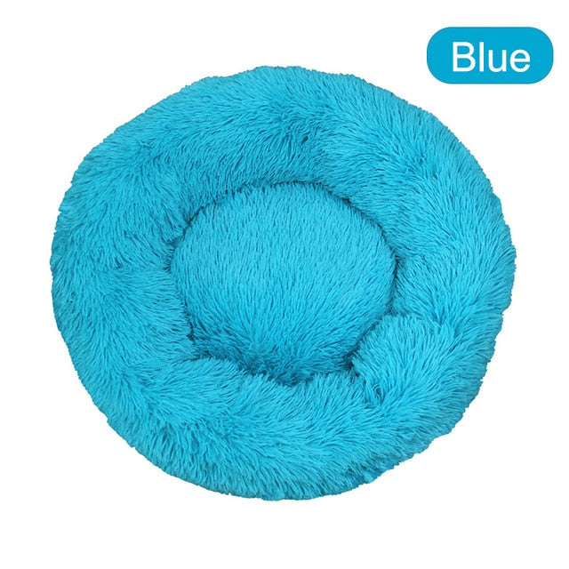 Luxurious Calming Pet Bed Anti-Anxiety