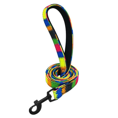 Tropical Summer Pattern Dog Leash For Small Medium Dogs