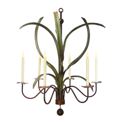 MARSH GRASS CHANDELIER