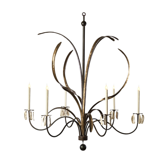 MARSH GRASS GRANDE CHANDELIER