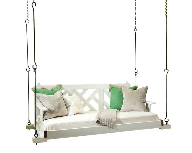 CHIPPENDALE BED SWING