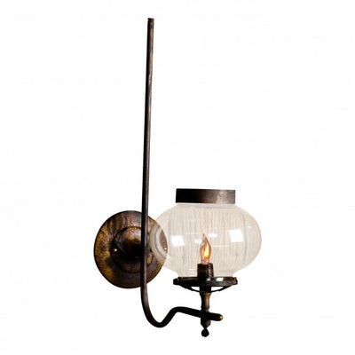 GAS REPLICA SCONCE