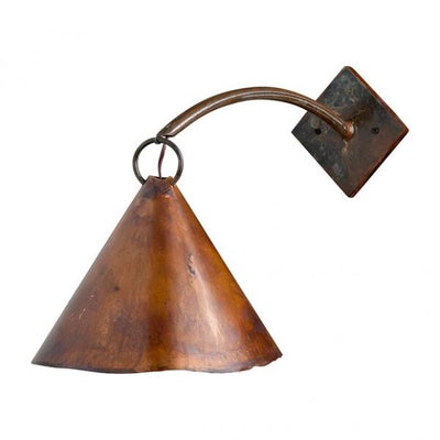 COPPER CONE SCONCE