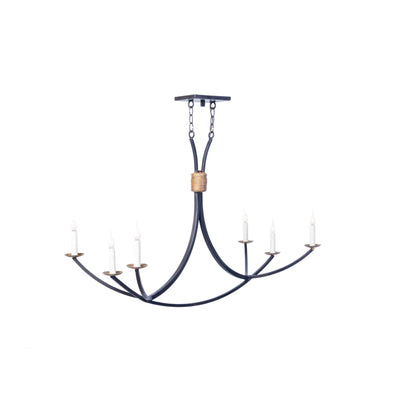 CROSSWINDS CHANDELIER