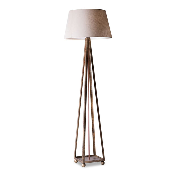 PYRAMID FLOOR LAMP