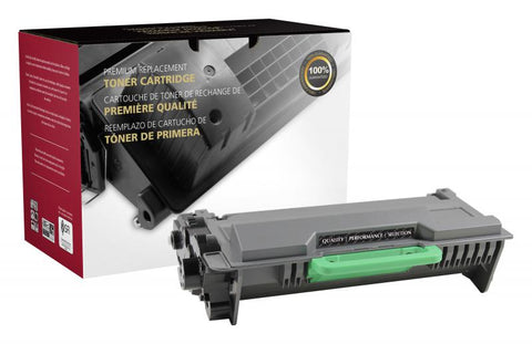 Clover Technologies Group, LLC Compatible High Yield Toner Cartridge for Brother TN850