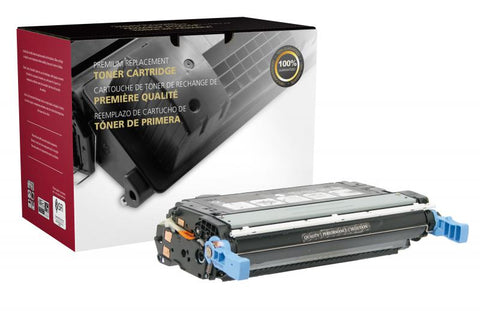 Clover Technologies Group, LLC Compatible Black Toner Cartridge for HP Q5950A (HP 643A)