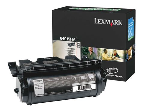 Lexmark High Yield Return Program Toner Cartridge (21000 Yield)