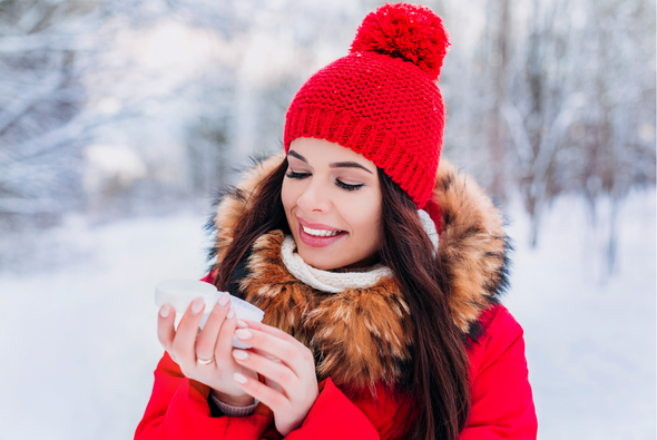 Top 10 tips for getting healthy, glowing skin this winter
