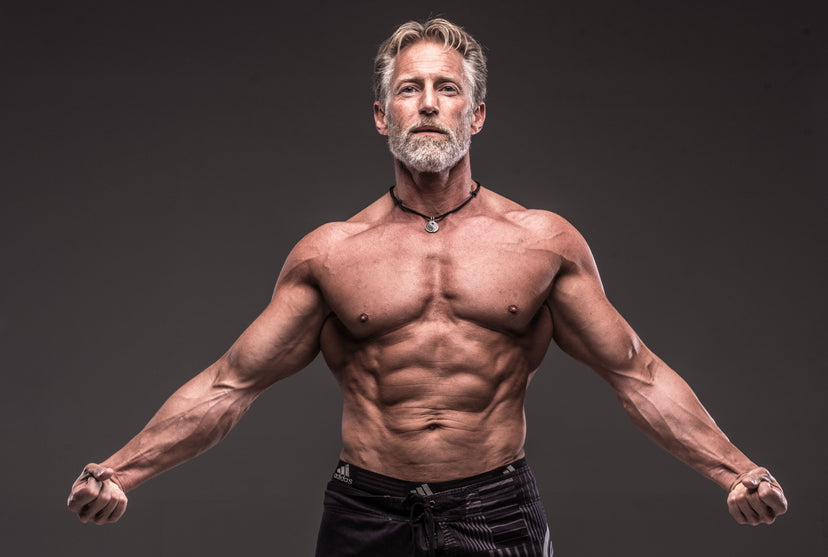 5 ways testosterone affects our skin and signs of aging