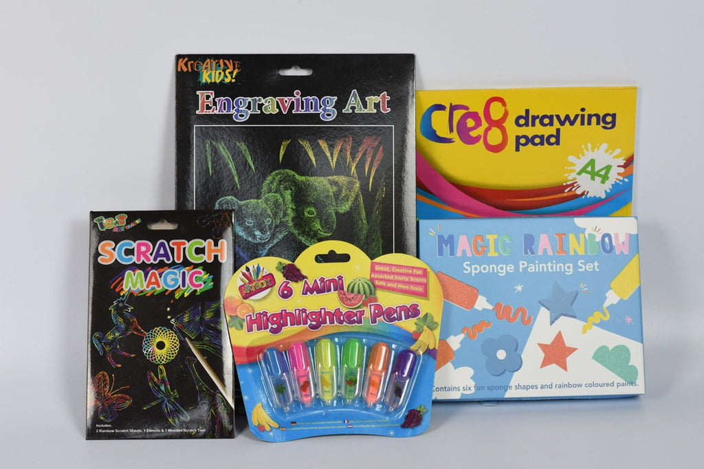 Arts and Crafts Sets