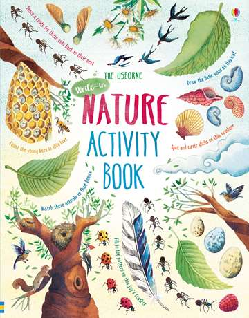 Nature Activity Book - Meli & Ro | Kids Activity Packs