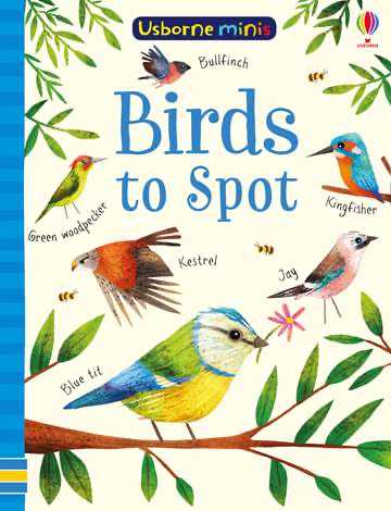 Bird To Spot Activity Book - Meli & Ro | Kids Activity Packs