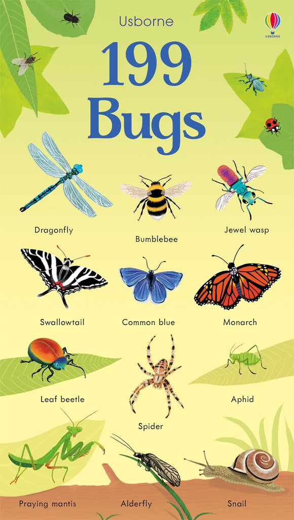 199 Bugs Book - Meli & Ro | Kids Activity Packs