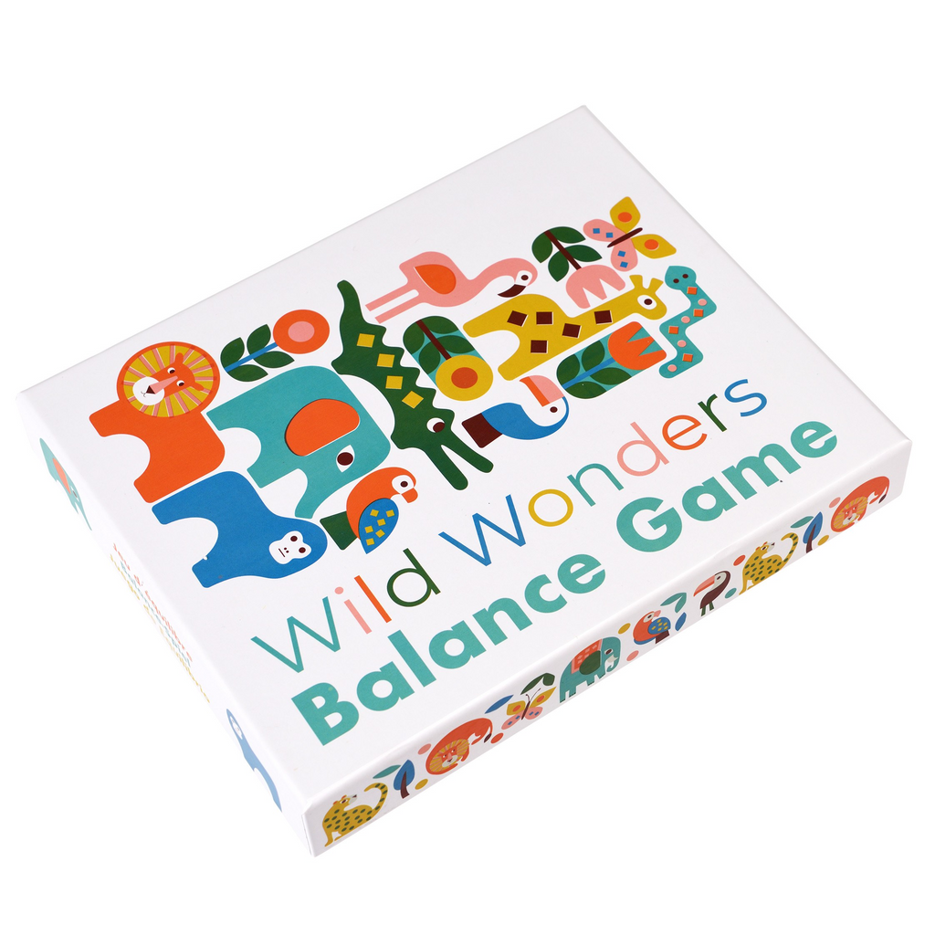 Wild Wonders Balance Game - Meli & Ro | Kids Activity Packs