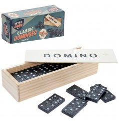 Retro Games - Dominoes - Meli & Ro | Kids Activity Packs