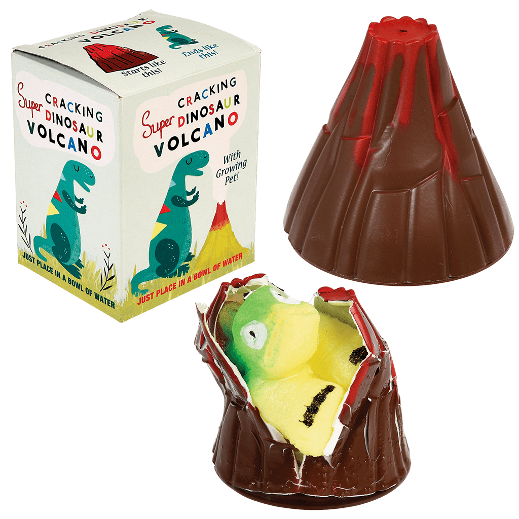 Dinosaur Cracking Volcano - Meli & Ro | Kids Activity Packs