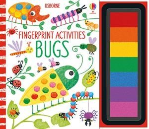 Fingerprint Activities Bugs - Meli & Ro | Kids Activity Packs