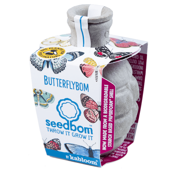 Butterflybom Seedbom - Meli & Ro | Kids Activity Packs