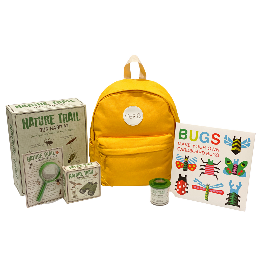 Nature Trail Busy Bag - Meli & Ro | Kids Activity Packs