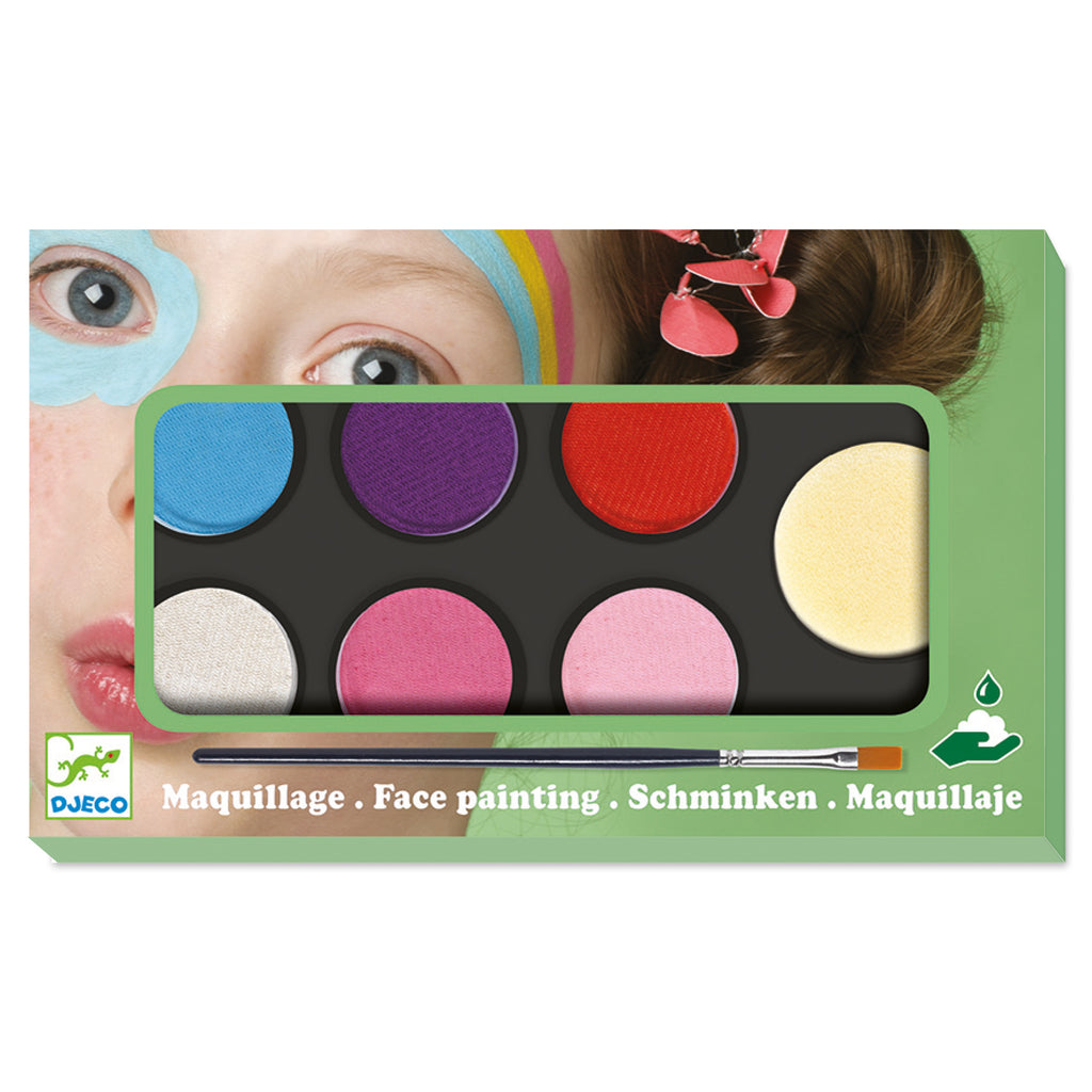 DJECO FACE PAINT - Sweet - Meli & Ro | Kids Activity Packs