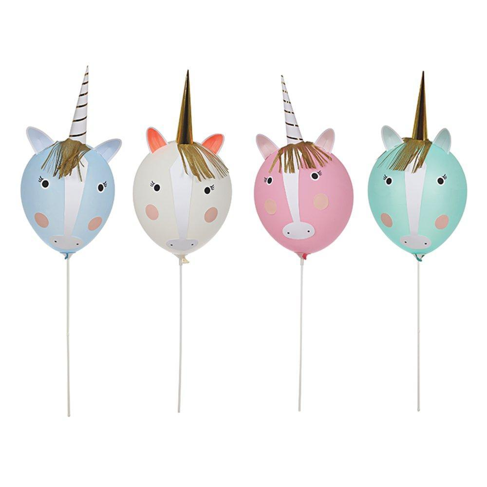 Unicorn Balloon Kit - Meli & Ro | Kids Activity Packs