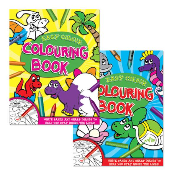 Colouring Book - Meli & Ro | Kids Activity Packs