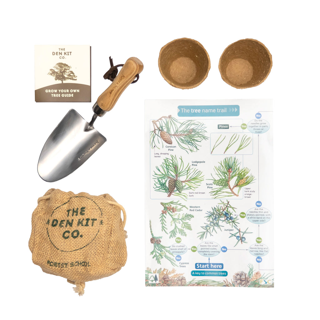The Plant A Tree Kit - Meli & Ro | Kids Activity Packs