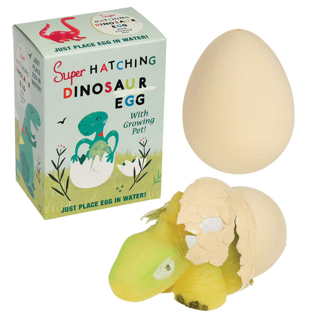 Hatch Your Own Dinosaur Egg - Meli & Ro | Kids Activity Packs