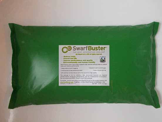 12 lb Swarf Buster - Powder Coolant