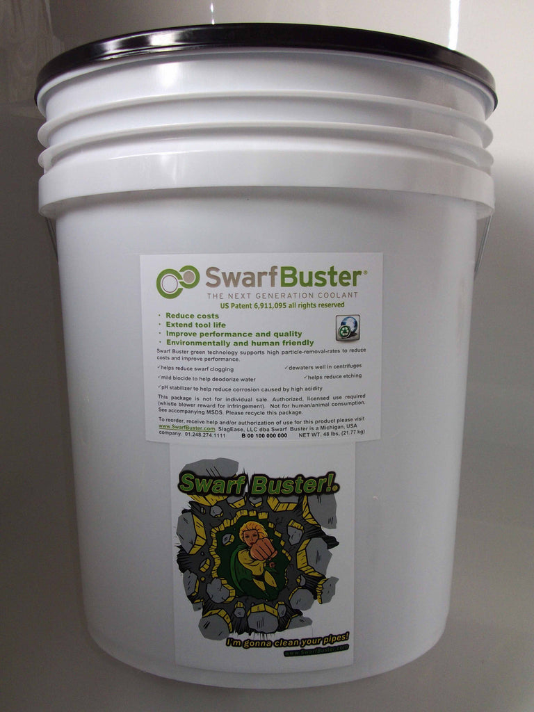 48 lb Swarf Buster - Powder Coolant