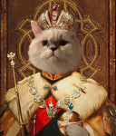 Royal Pet Portrait - M12