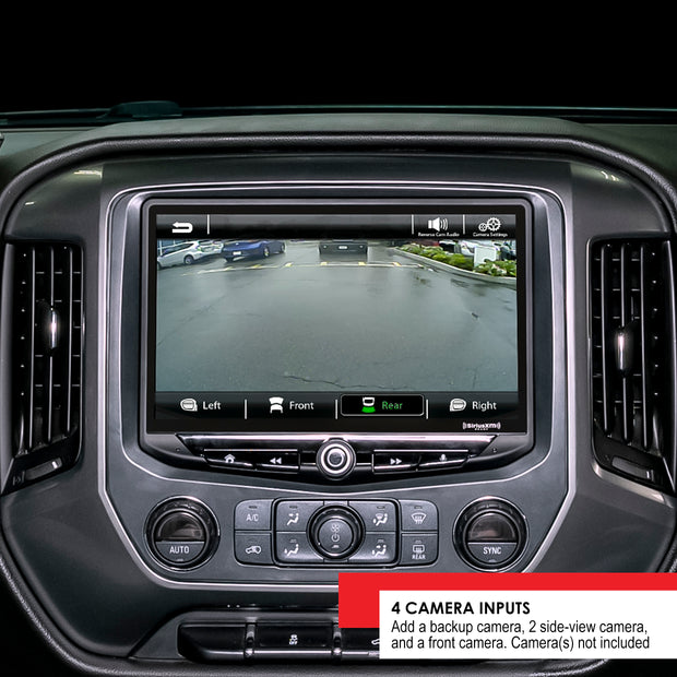 "COMING SOON - Silverado/Sierra (2014-2018) Radio Replacement Kit | 10"" Touchscreen Includes CarPlay and Android Auto"