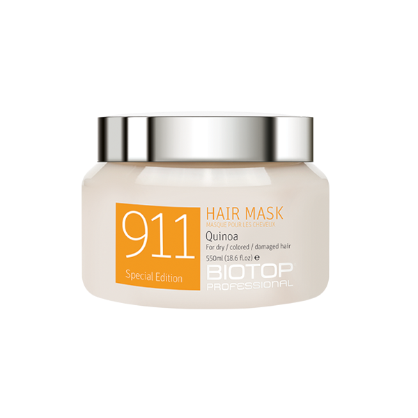 BIOTOP: 911 Quinoa Hair Mask