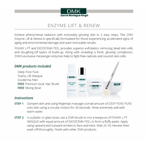 DMK: Enzyme Lift & Renew Kit